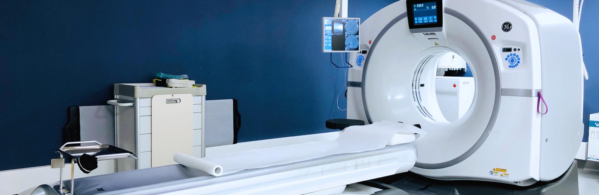 Radiologie scanner Sete Frontignan