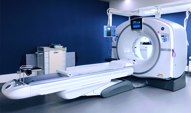 Thau imagerie médicale Scanner IRM Sete Frontignan